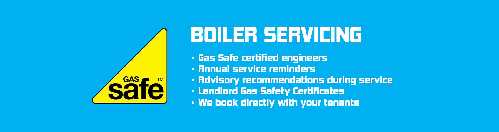 Boiler Servicing | Alloy Plumbing Services